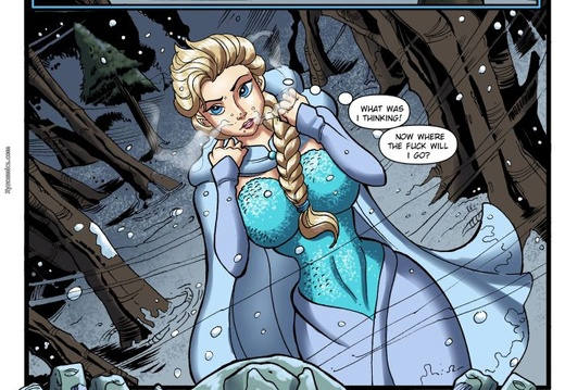 Rule 34 frozen