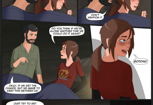 last of us rule 34