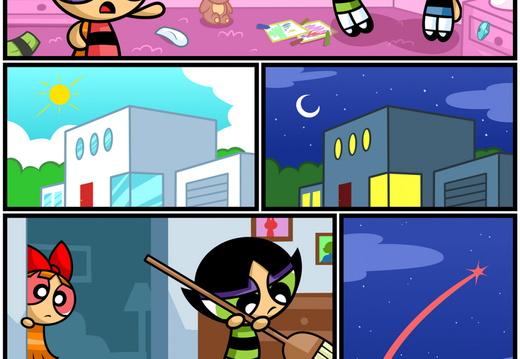Powerpuff Girls Rule34